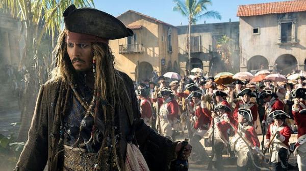 Новые «Пираты Карибского моря» практически «порвали» белорусский прокат