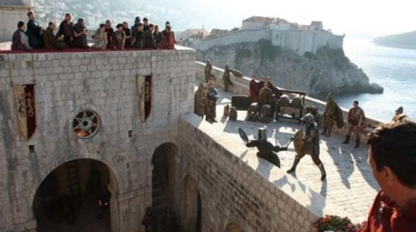 В РФ напринтере напечатают замок из«Игры престолов»