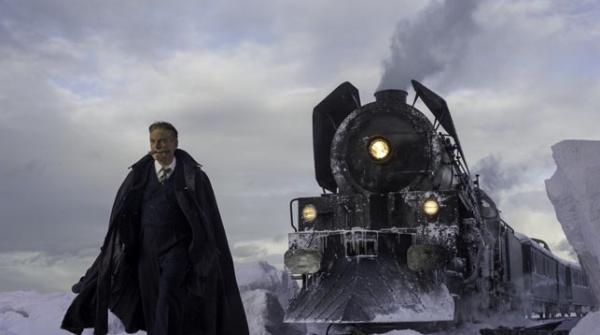 Сергей Полунин иДжонни Депп втрейлере «Убийства вВосточном экспрессе»