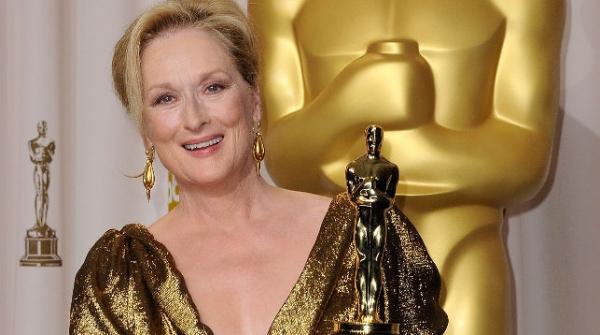 Мэрил Стрип побила собственный рекорд пономинациям на«Оскар»