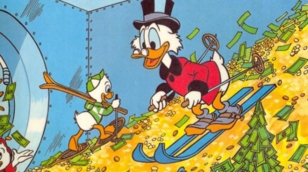 Disney выпустит новые серии «Утиных историй» в 2017г.