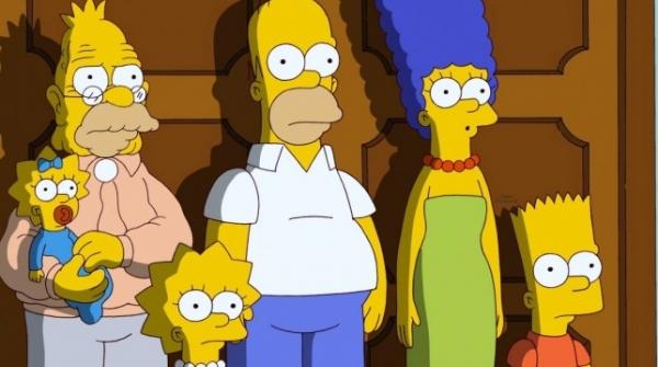 «Симпсоны» стали вторым вистории прайм-тайм телешоу с600 сериями