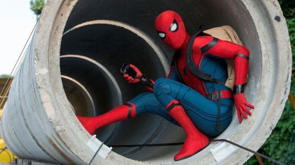 Фильм «Человек-паук: Возвращение домой» возглавил прокат