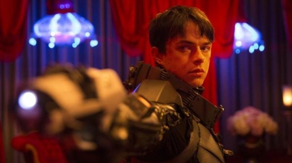 Вышел заключительный трейлер фильма «Валериан игород тысячи планет» Люка Бессона