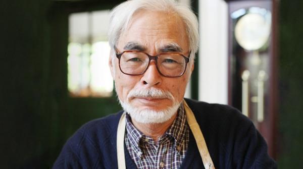 Хаяо Миядзаки работает над новым полнометражным анимационным фильмом