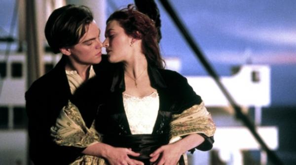 Поцелуй изфильма «Титаник» признан лучшим