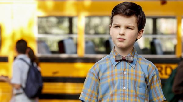 Вглобальной сети появился трейлер комедийного сериала «Молодой Шелдон»