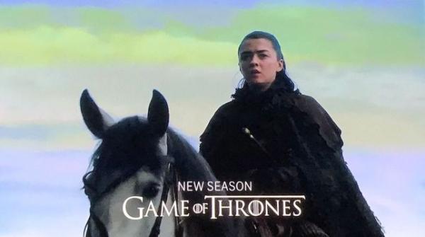 Первые кадры изнового сезона «Игры престолов» попали вСеть