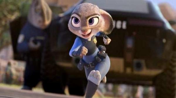 «Зверополис» признан лучшим мультфильмом следующего года поверсии кинокритиков