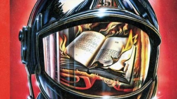 HBO снимет фильм по книжке Брэдбери «451 градус поФаренгейту»