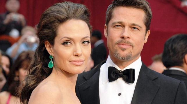 Анджелина Джоли сделала подарок Брэду Питту наРождество