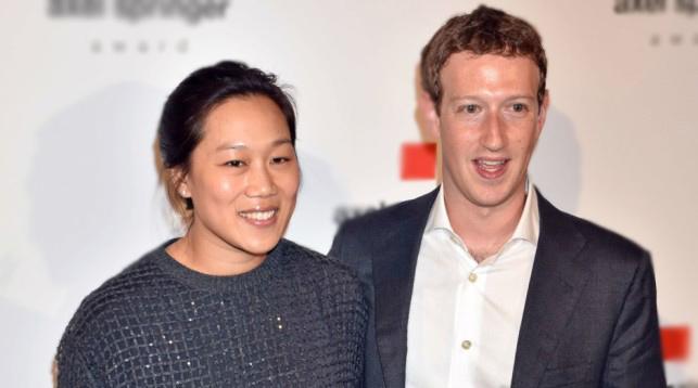 Цукерберг проинформировал, что его супруга ждет еще одну дочь