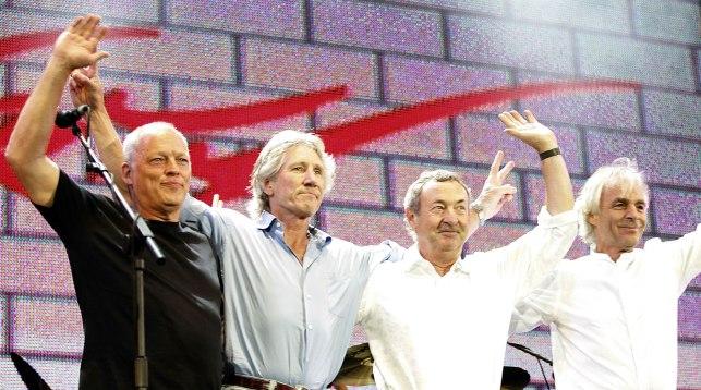 Pink Floyd представил новый клип напесню 47-летней давности