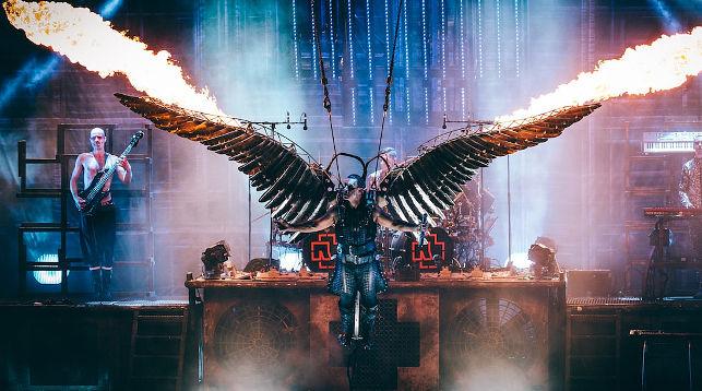 Групппа Rammstein собирается попрощаться с поклонниками