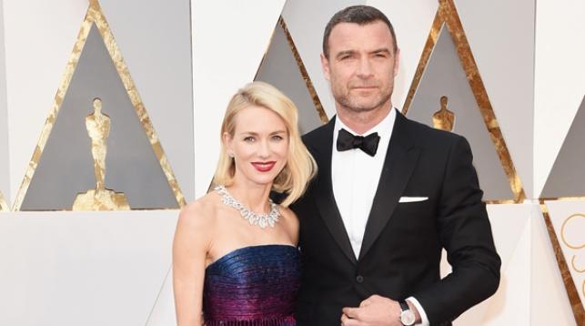 ВГолливуде снова развод: Наоми Уоттс иЛив Шрайбер приняли решение разойтись