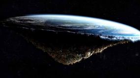 На российском телеканале считают, что Земля - плоская