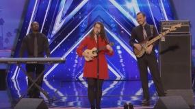 Глухая исполнительница покорила жюри американского шоу талантов