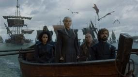 """В сети опубликовали синопсис первых трех эпизодов нового сезона """"Игры престолов"""""""