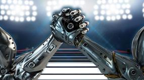 В Китае выходит в эфир первое шоу о соревнованиях роботов