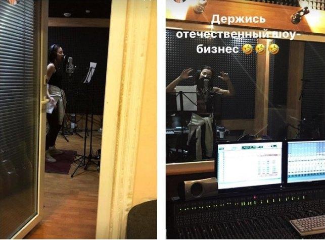 Ольга Бузова собирается начать карьеру эстрадной певицы